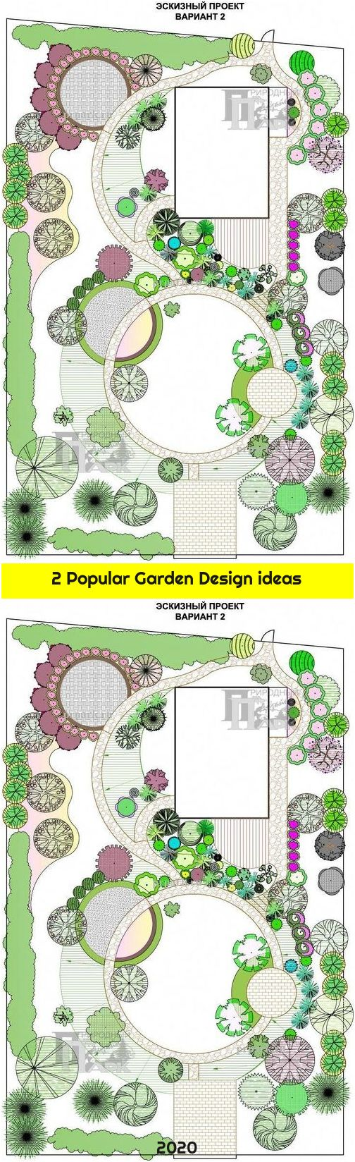 2 Popular Garden Design ideas