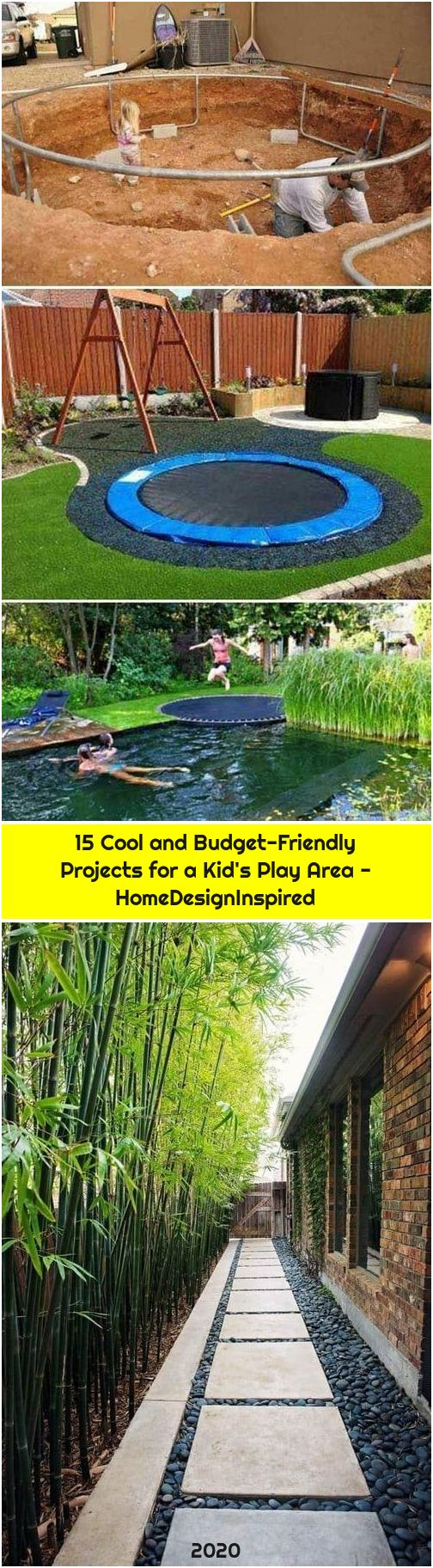 15 Cool and Budget-Friendly Projects for a Kid's Play Area - HomeDesignInspired