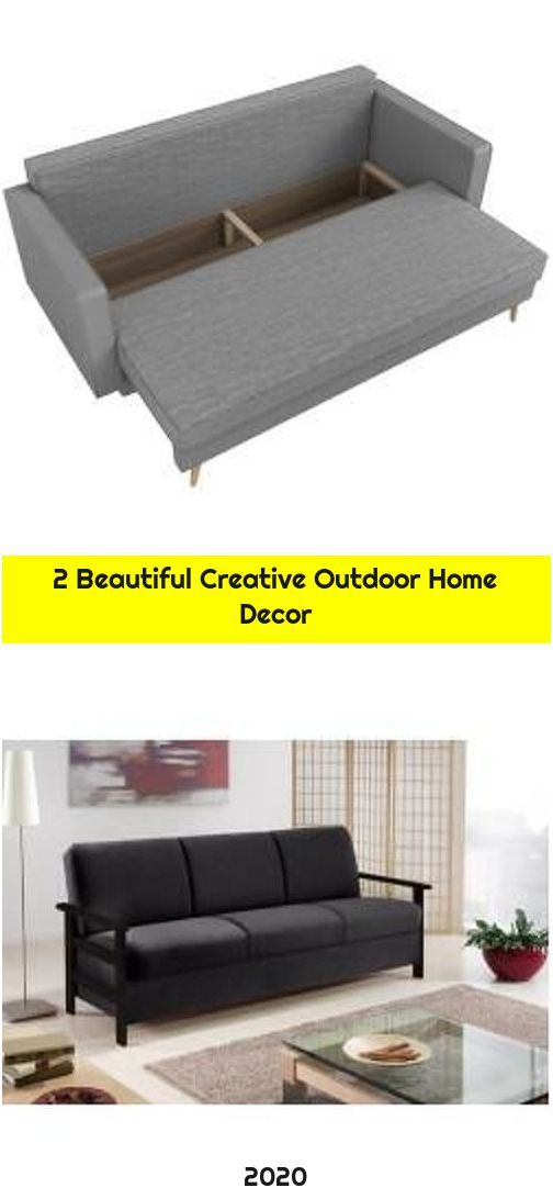 2 Beautiful Creative Outdoor Home Decor
