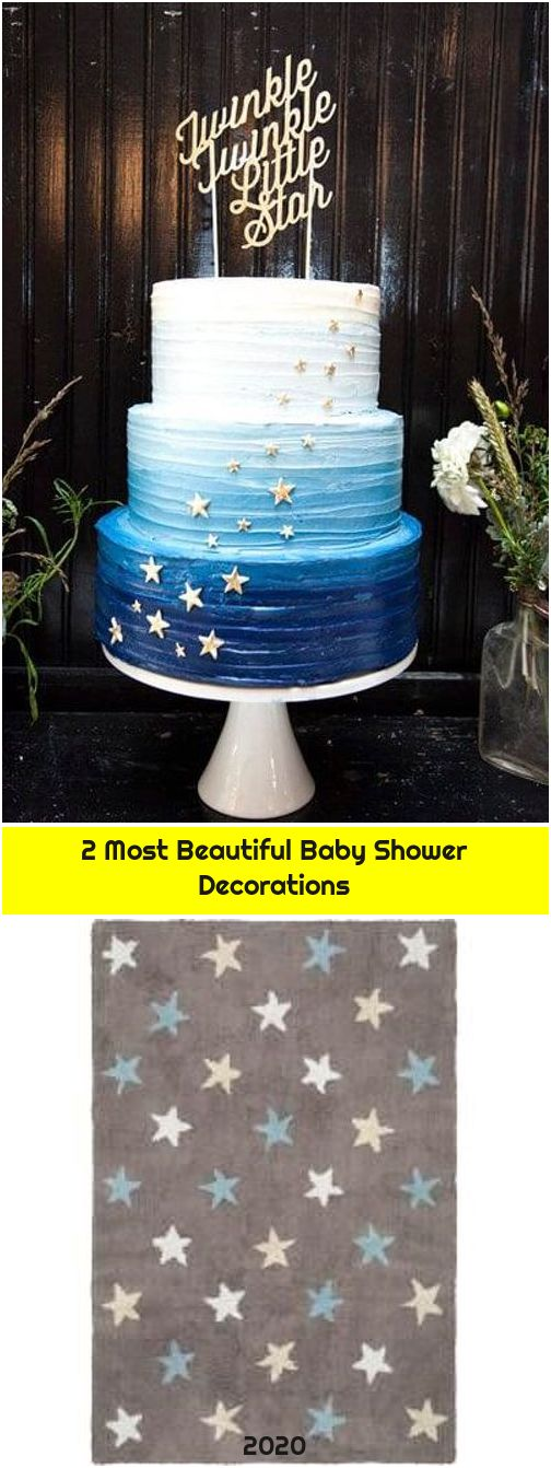 2 Most Beautiful Baby Shower Decorations