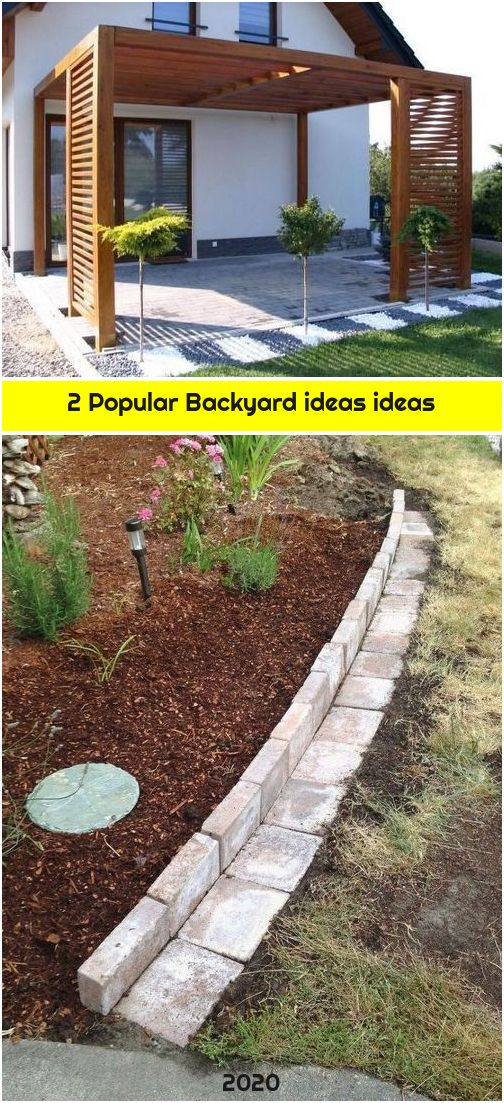 2 Popular Backyard ideas ideas