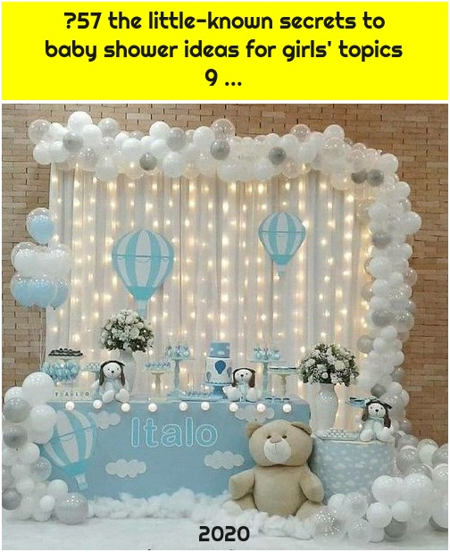 ❤57 the little-known secrets to baby shower ideas for girls' topics 9 ...