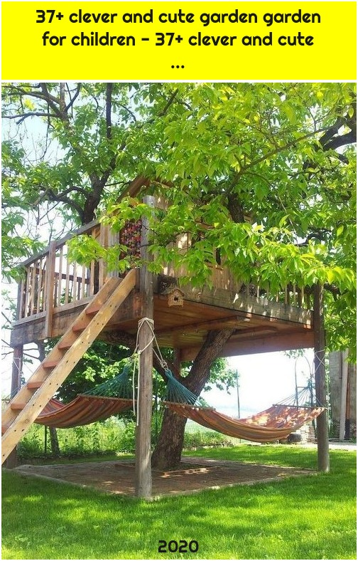 37+ clever and cute garden garden for children - 37+ clever and cute ...