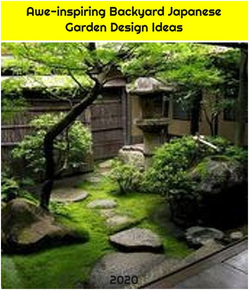 Awe-inspiring Backyard Japanese Garden Design Ideas