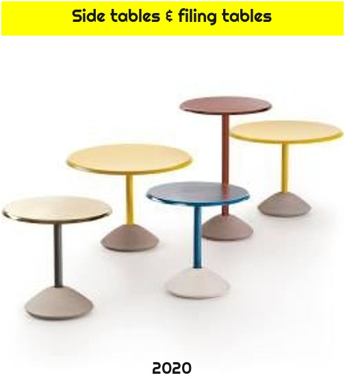 Side tables & filing tables