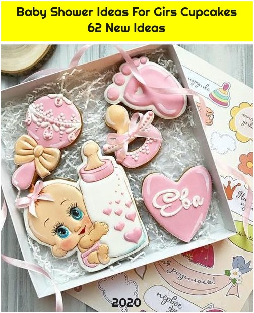 Baby Shower Ideas For Girs Cupcakes 62 New Ideas
