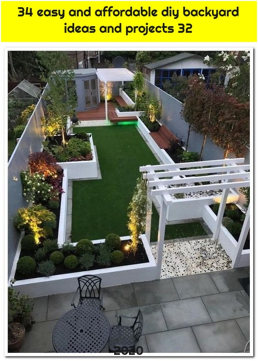 34 easy and affordable diy backyard ideas and projects 32