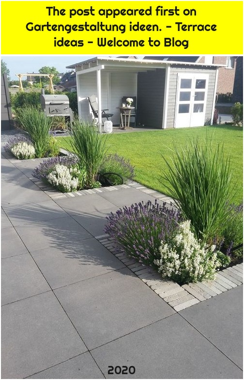 The post appeared first on Gartengestaltung ideen. - Terrace ideas - Welcome to Blog