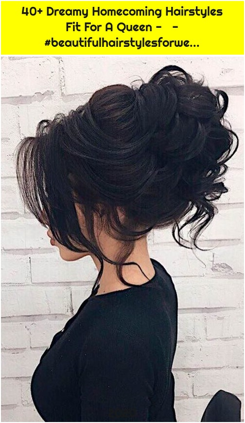 40+ Dreamy Homecoming Hairstyles Fit For A Queen - - #beautifulhairstylesforwe...
