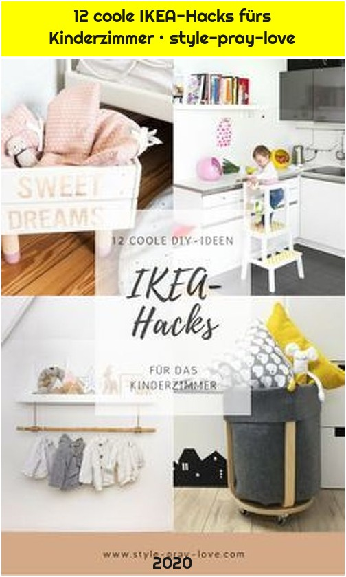 12 coole IKEA-Hacks fürs Kinderzimmer • style-pray-love