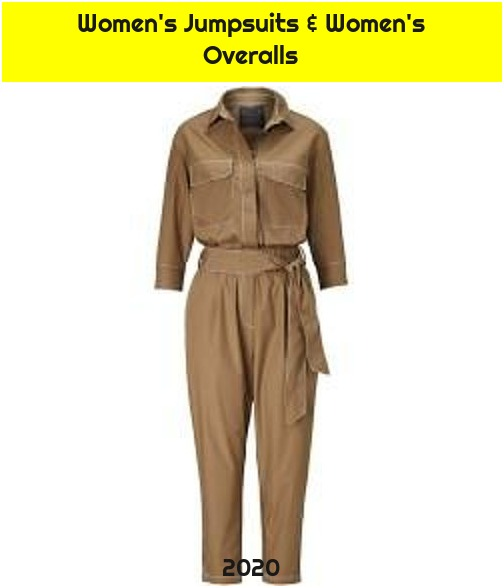 Women's Jumpsuits & Women's Overalls