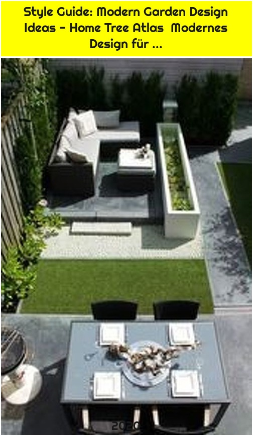 Style Guide: Modern Garden Design Ideas - Home Tree Atlas Modernes Design für ...