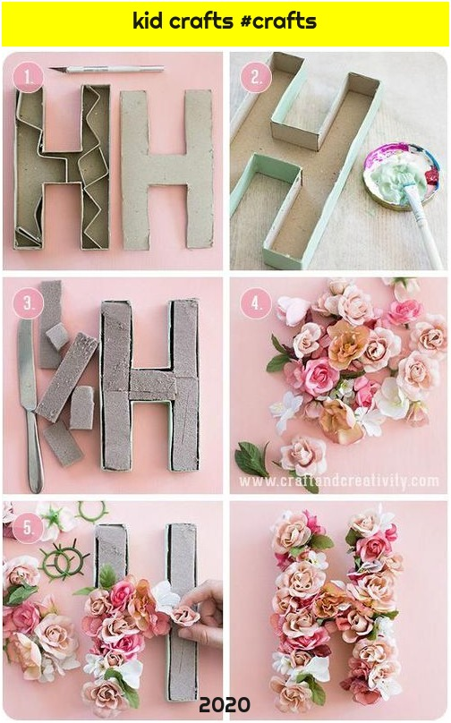 kid crafts #crafts