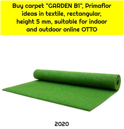 "Buy carpet ""GARDEN B1"", Primaflor ideas in textile, rectangular, height 5 mm, suitable for indoor and outdoor online OTTO"