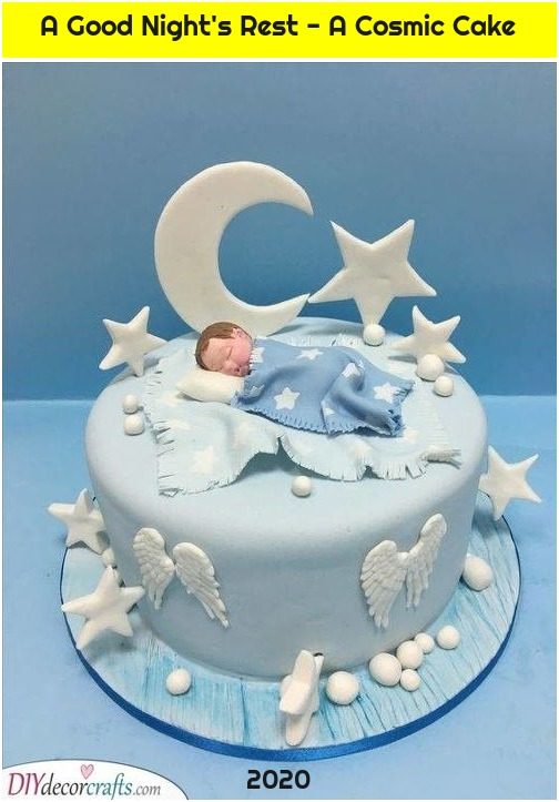 A Good Night's Rest - A Cosmic Cake