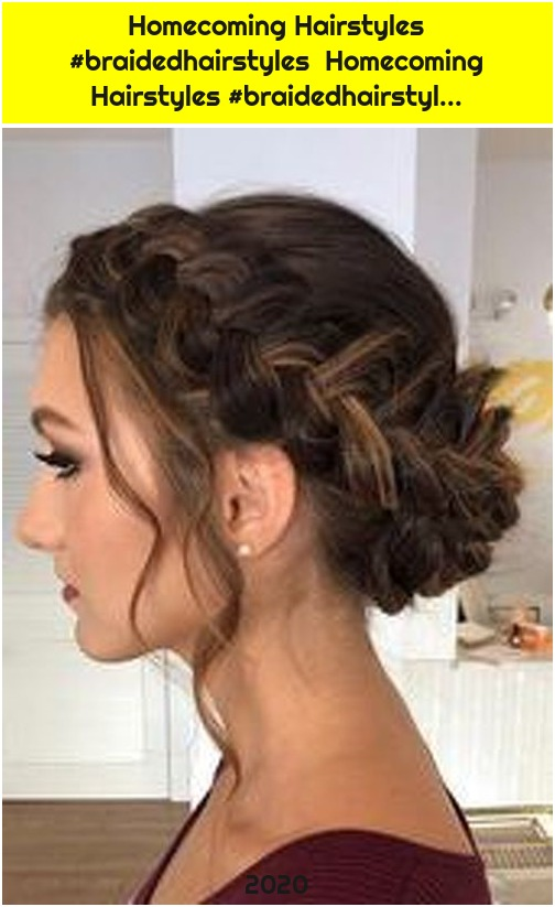 Homecoming Hairstyles #braidedhairstyles Homecoming Hairstyles #braidedhairstyl...