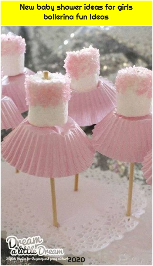 New baby shower ideas for girls ballerina fun Ideas