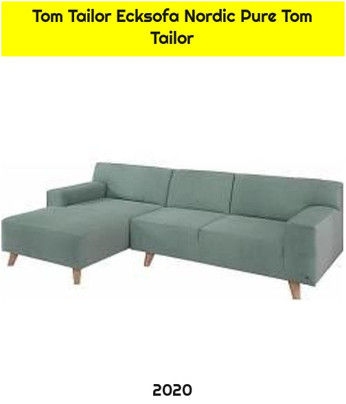Tom Tailor Ecksofa Nordic Pure Tom Tailor