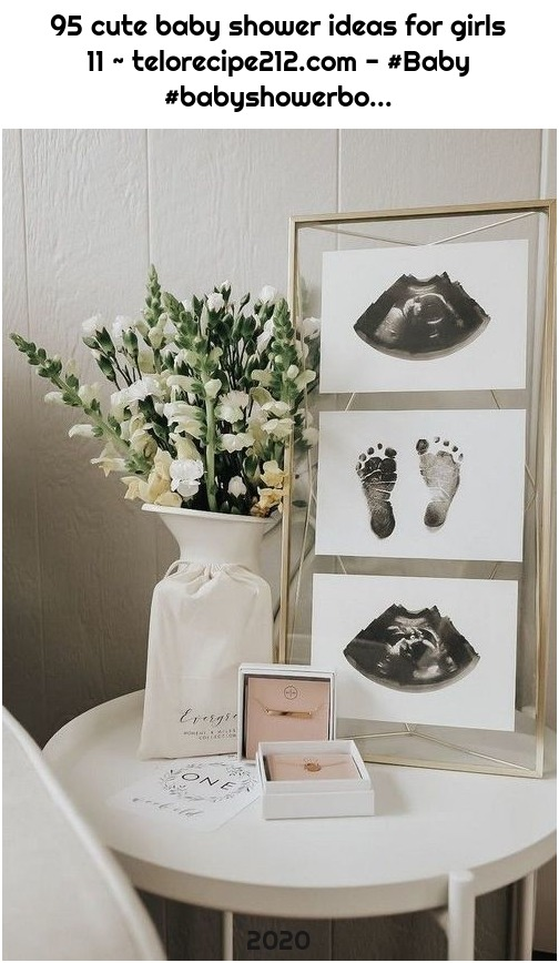 95 cute baby shower ideas for girls 11 ~ telorecipe212.com - #Baby #babyshowerbo...