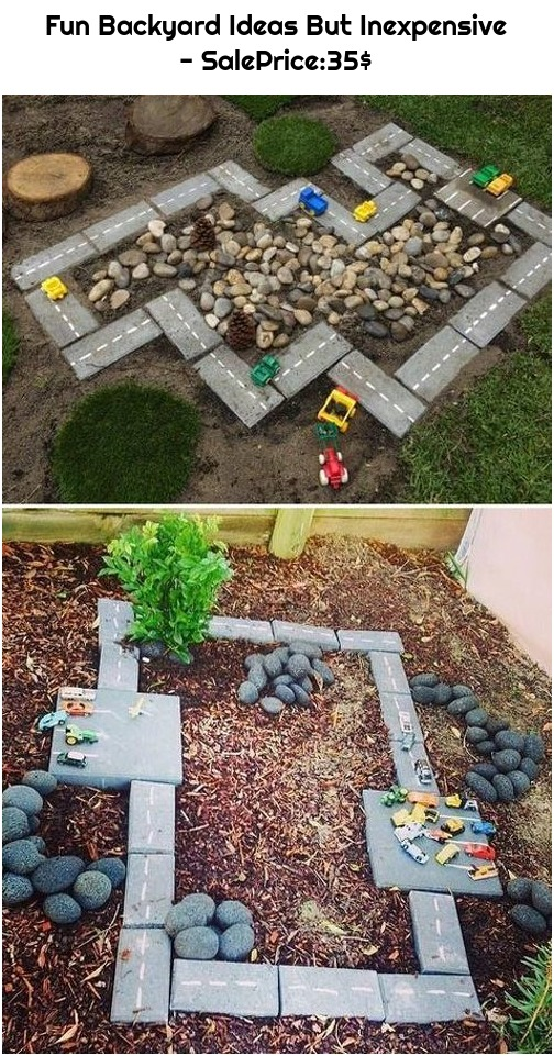 Fun Backyard Ideas But Inexpensive - SalePrice:35$