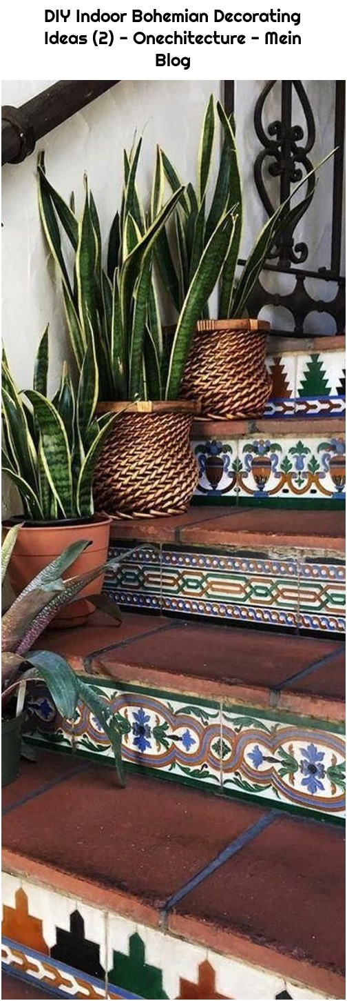 DIY Indoor Bohemian Decorating Ideas (2) - Onechitecture - Mein Blog