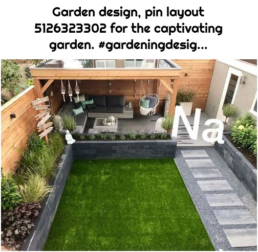 Garden design, pin layout 5126323302 for the captivating garden. #gardeningdesig...