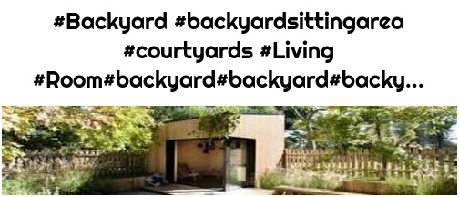 #Backyard #backyardsittingarea #courtyards #Living #Room#backyard#backyard#backy...