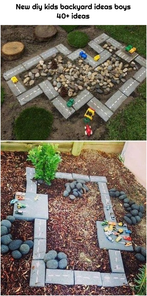 New diy kids backyard ideas boys 40+ ideas